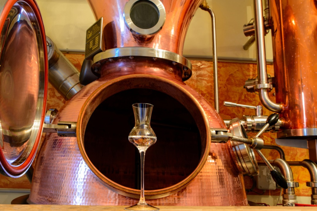 Nach Gin und Whisky brennen manche nun auch Rum.    Foto: FOTOFRANK