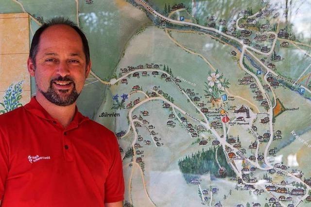 Heribert Wunderle verlässt nach 22 Jahren das Todtnauer Tourismusbüro