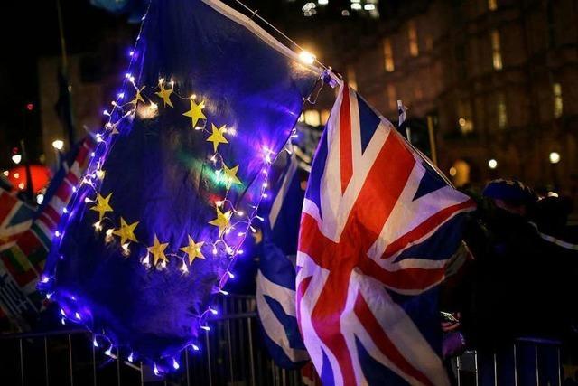 Unterhaus will Brexit ohne Abkommen auf jeden Fall ausschließen