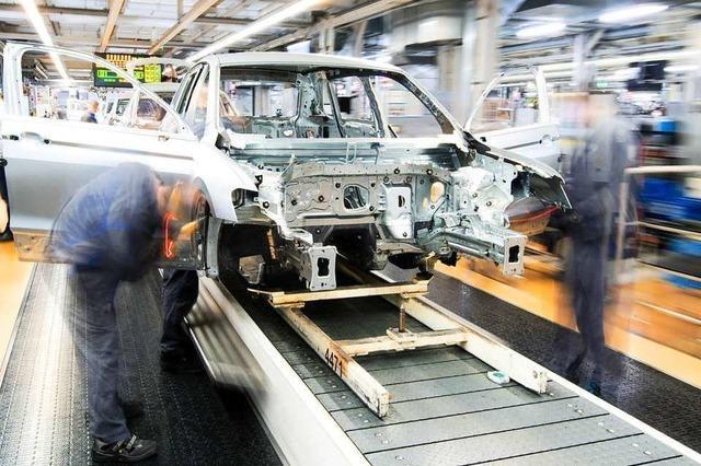 Stellenabbau bei VW: Zeichen für den Wandel