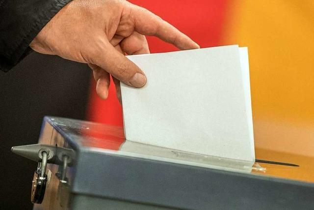 Endlich Staatsbürger: Wahlrecht ohne Einschränkung