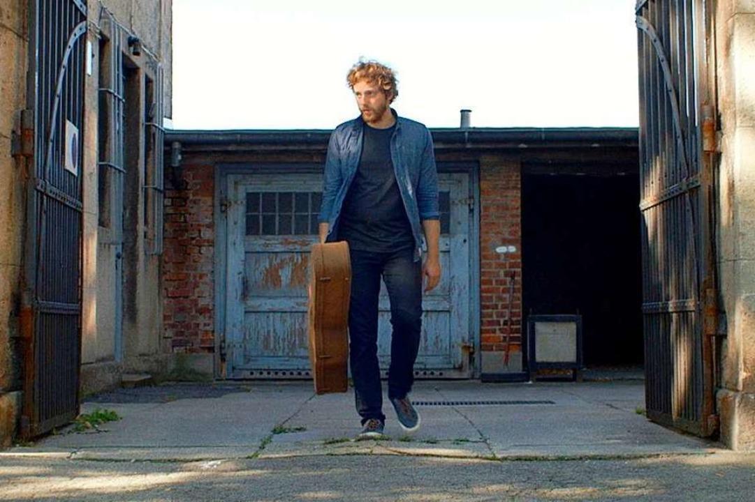 Schauspieler Marius Boehm  | Foto: Film