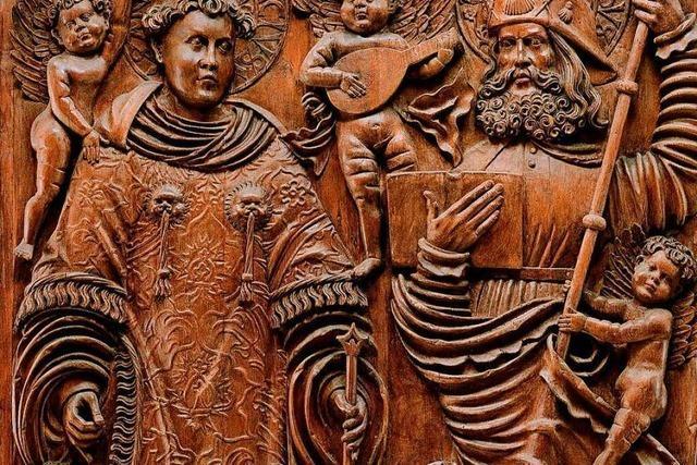 Am Tag des Heiligen Laurentius weinen die Sterne