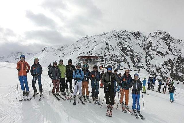 Skispaß in Ischgl