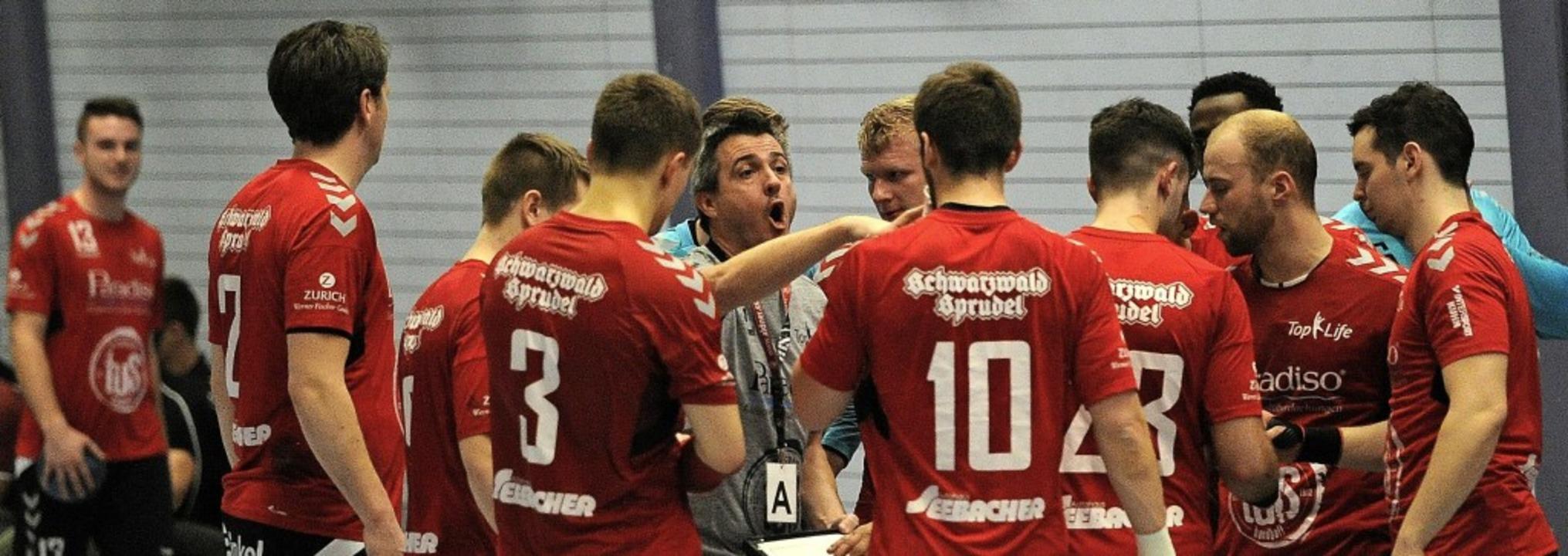 <BZ-FotoAnlauf>TuS Altenheim:</BZ-Foto...Coach Timo Heuberger und seinem Team.     Foto:  Pressebüro Schaller
