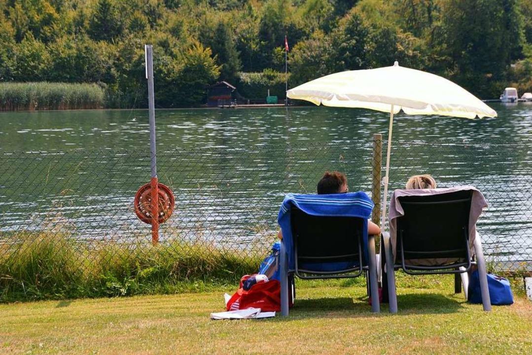 Wie geht's weiter mit dem Rheinschwimmbad?  | Foto: Horatio Gollin