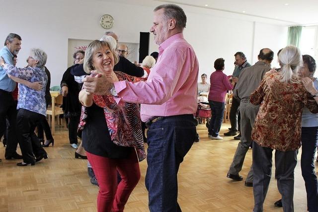 Senioren-Tanzveranstaltung