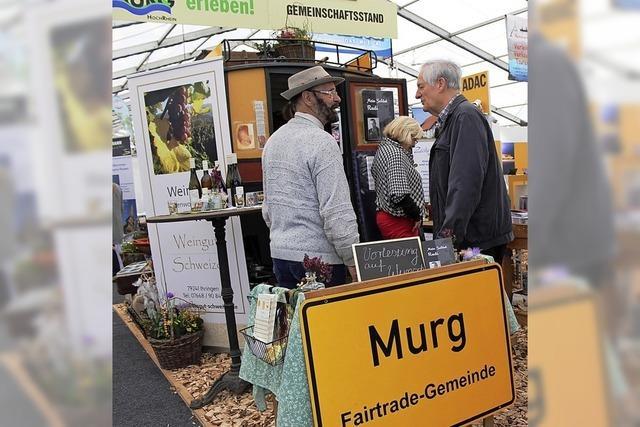 Murg zeigt große Vielfalt an kleinen Attraktionen