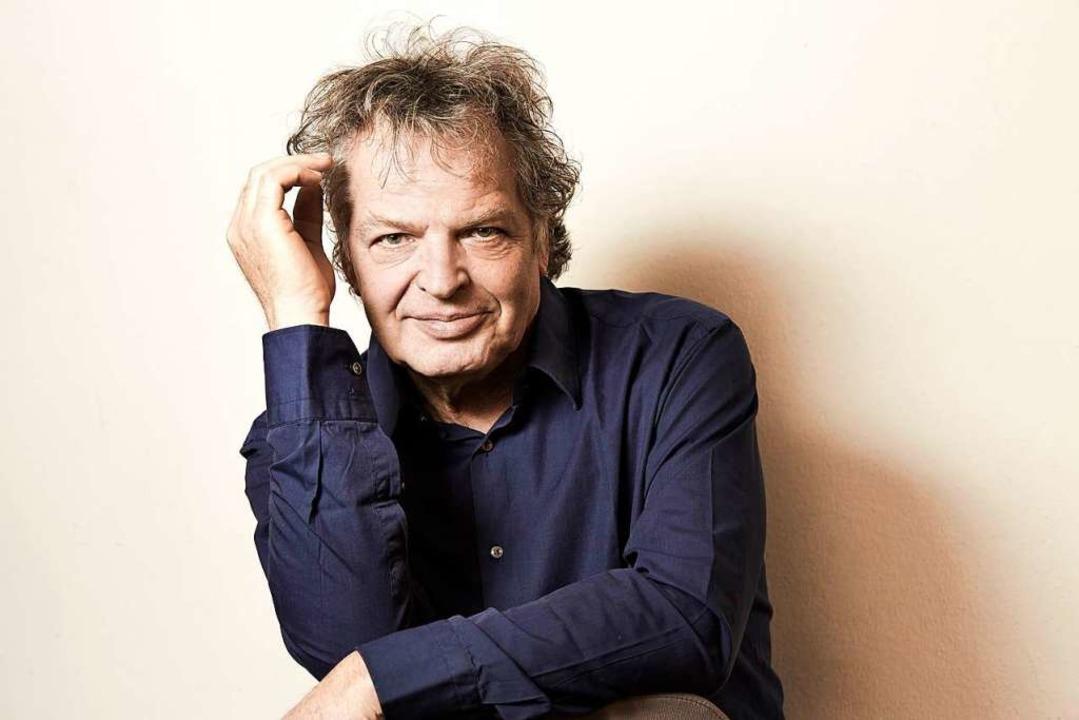 Joachim Kühn    Foto: Steven Haberland