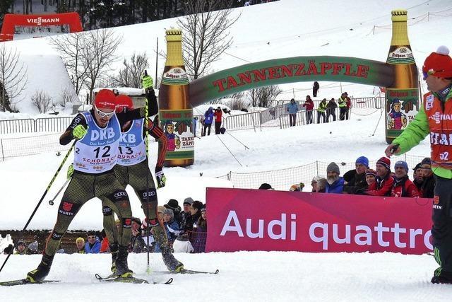 Weltcup-Finale der Kombinierer in Schonach