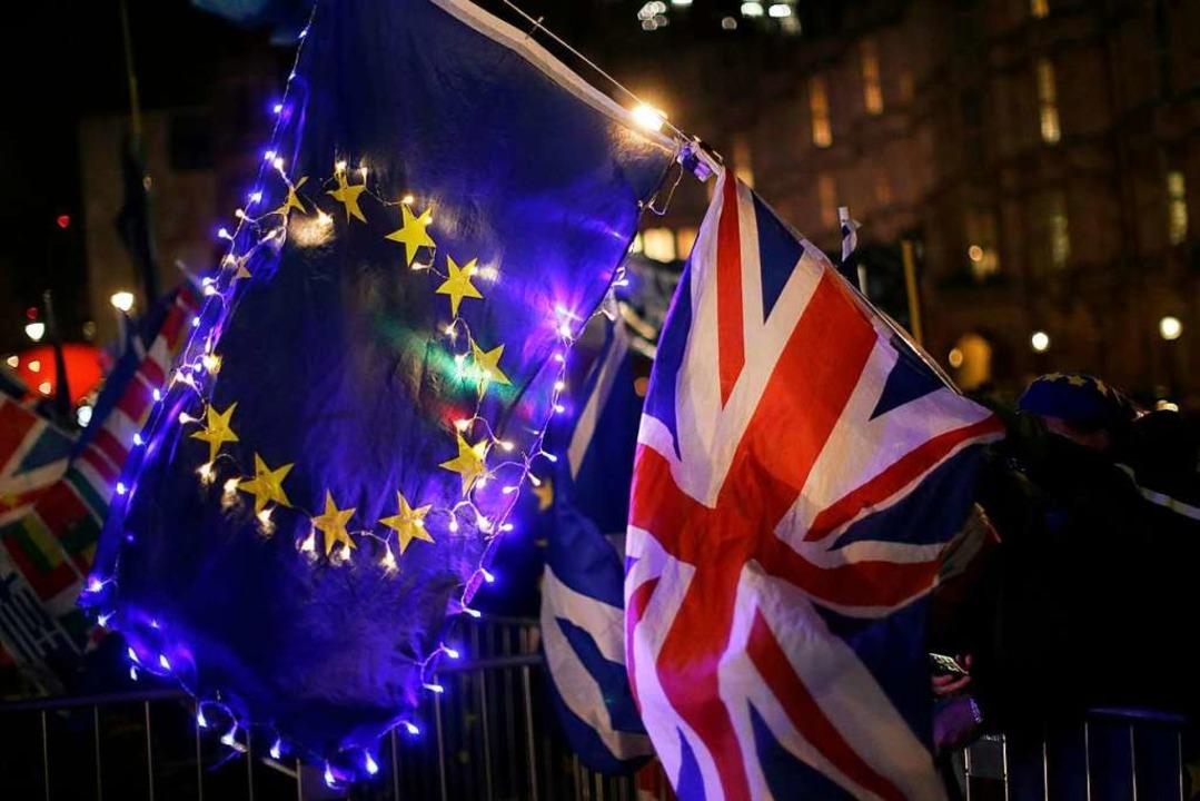 Wann tritt Großbritannien endgültig aus?  | Foto: dpa