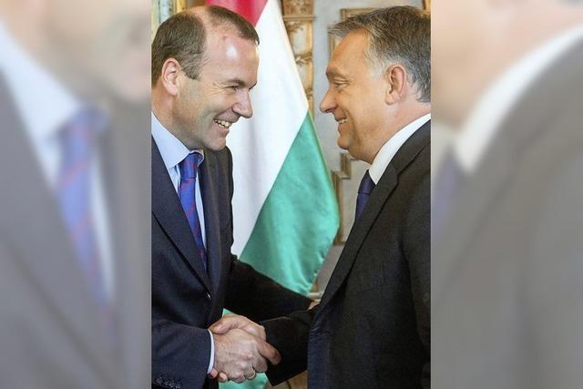 Orban entschuldigt sich