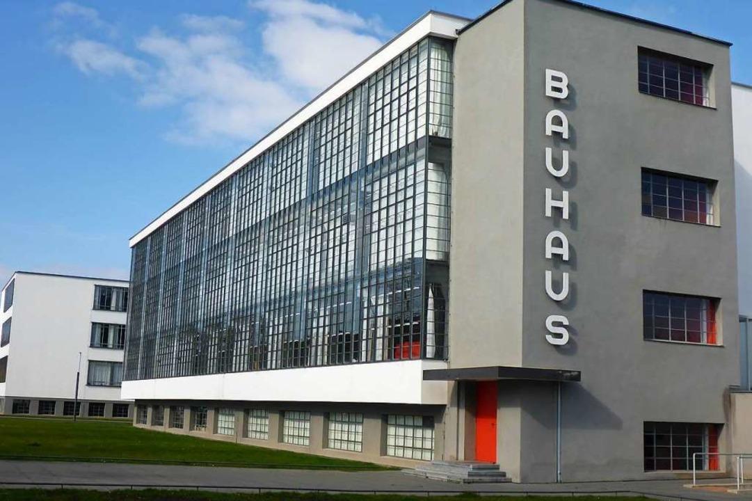 Das Bauhaus-Gebäude in Dessau  | Foto: Patrick Reitz (M-tours live)