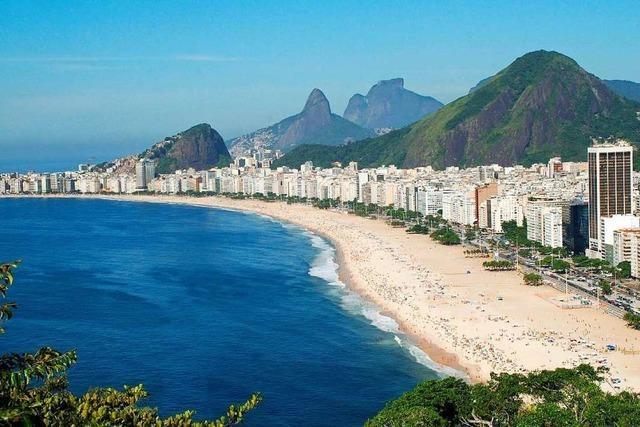 Erleben Sie die beeindruckenden südamerikanischen Metropolen Rio den Janeiro, Buenos Aires und Montevideo!