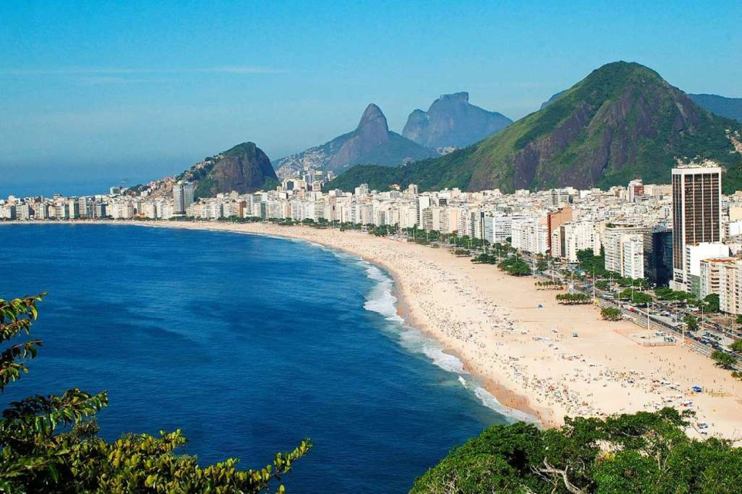 Grandios: die berühmte Copacabana in Rio de Janeiro  | Foto: Celso Pupo (istockphoto.com)