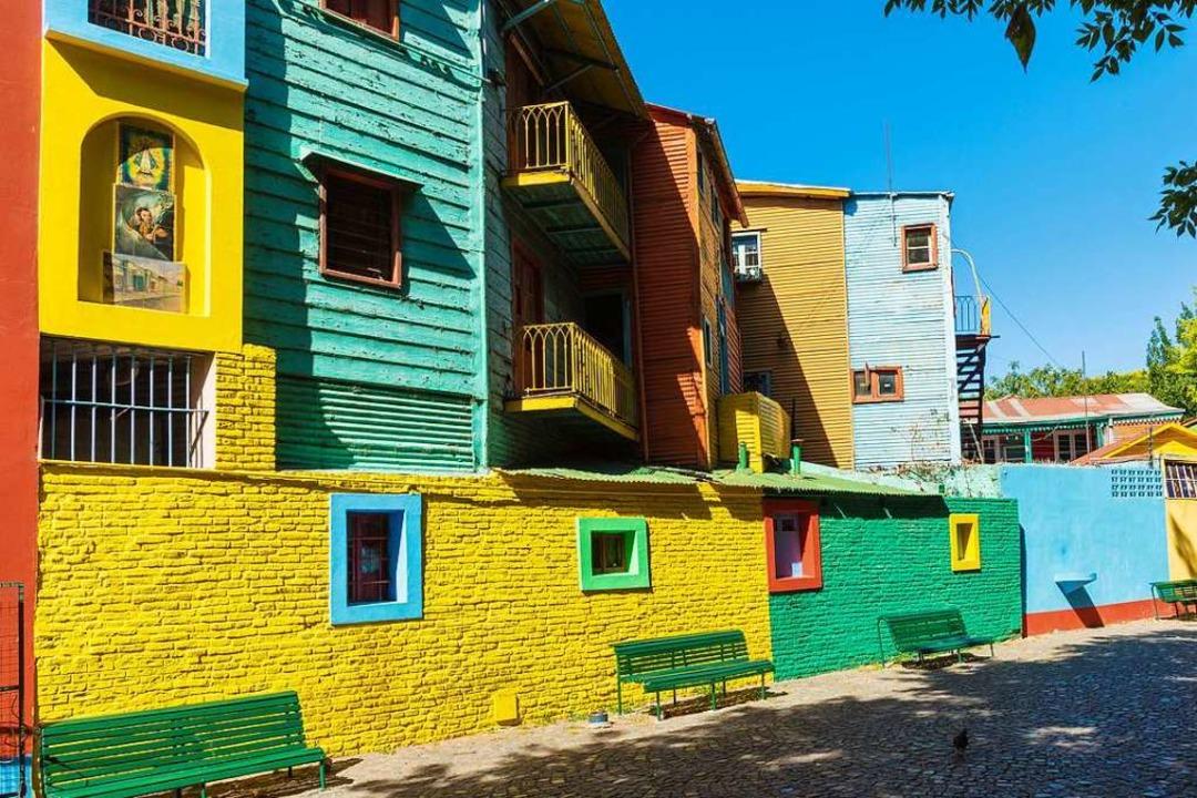 Bunt: La Boca in Buenos Aires  | Foto: MARIUSZ PRUSACZYK (stock.adobe.com)