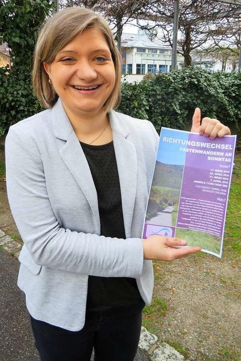 Pastoralreferentin Simone Zimmermann  | Foto: Claudia Gempp