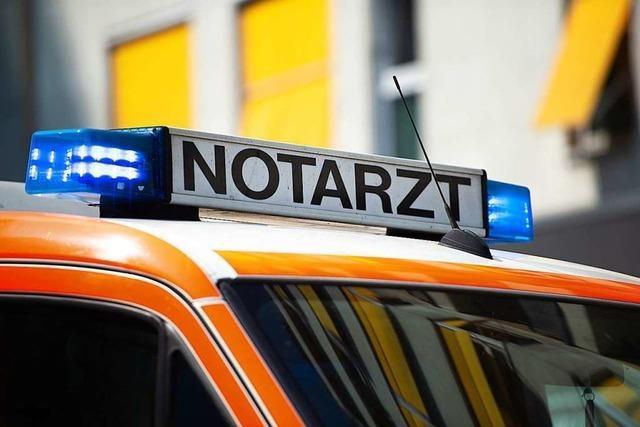 Junge Radlerin bei Unfall in Schopfheim schwer verletzt