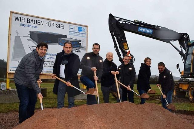 Das Automationsunternehmen ETU erweitert In Schopfheim um 2400 Quadratmeter