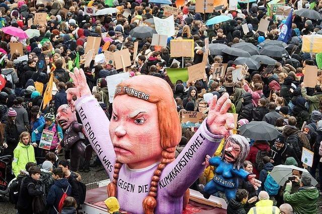 Schüler streiken für den Klimaschutz – in Deutschland in 220 Städten