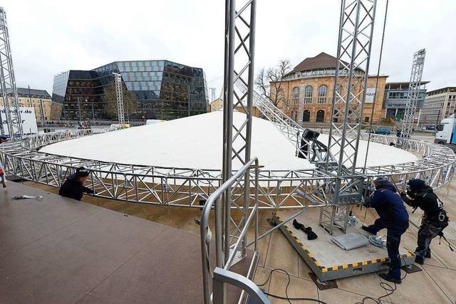 Am Samstag feiert Freiburg den Stadtumbau zwischen Unibibliothek und Europaplatz