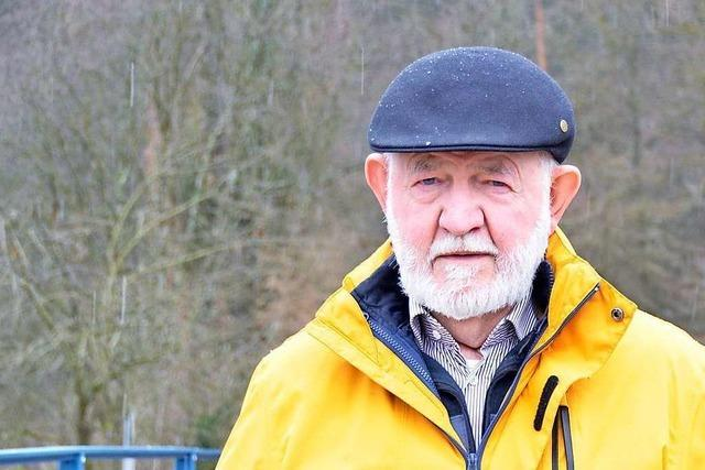 Volker G. Scheer hat die Epitaphe in der Kanderner Stadtkirche dokumentiert