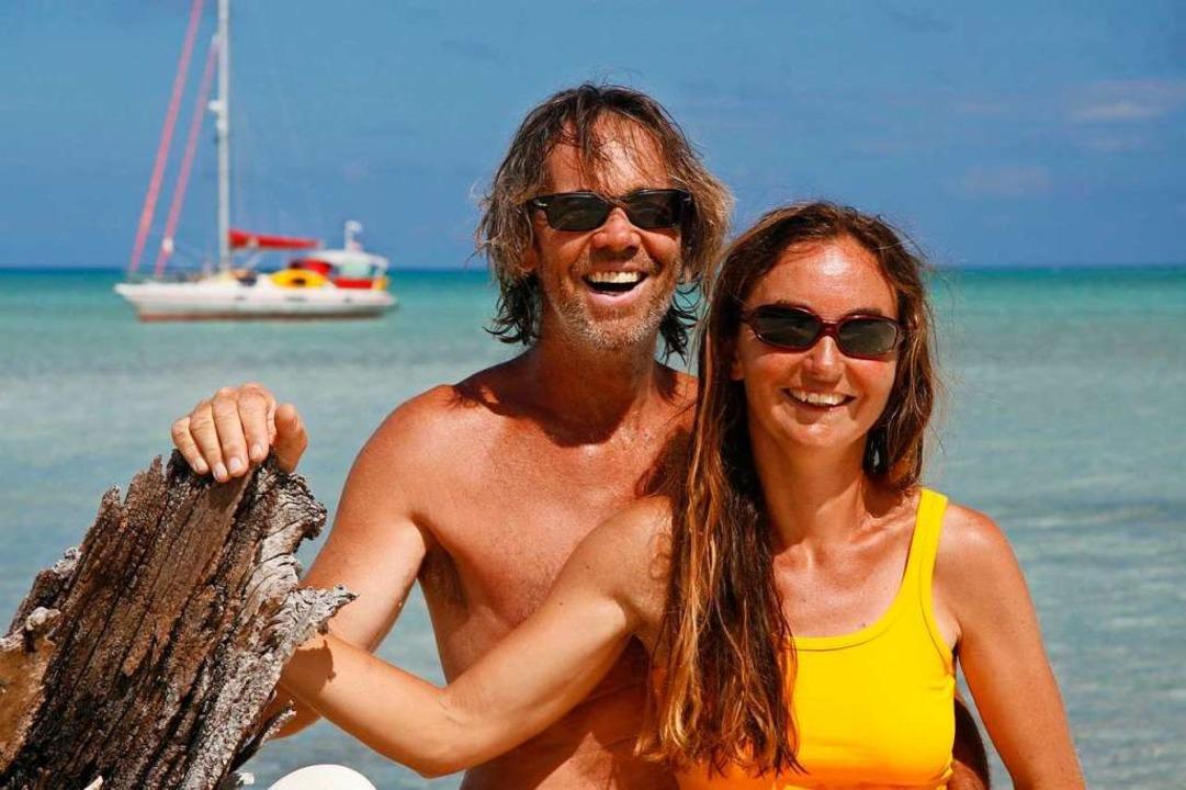 <ppp> um in der warmen Karibik zu stranden.</ppp>    Foto: Wolfgang Slanec
