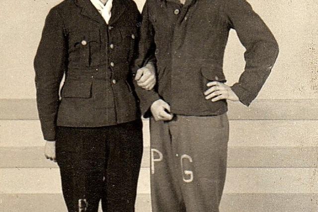 Am 16. März 1949 endlich frei