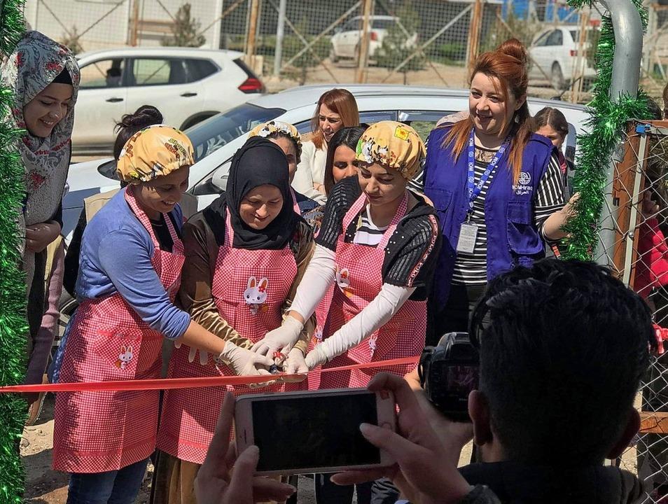 Eine eigene Bäckerei soll jesidischen ..., selbstbestimmtes Leben ermöglichen.   | Foto: Privat