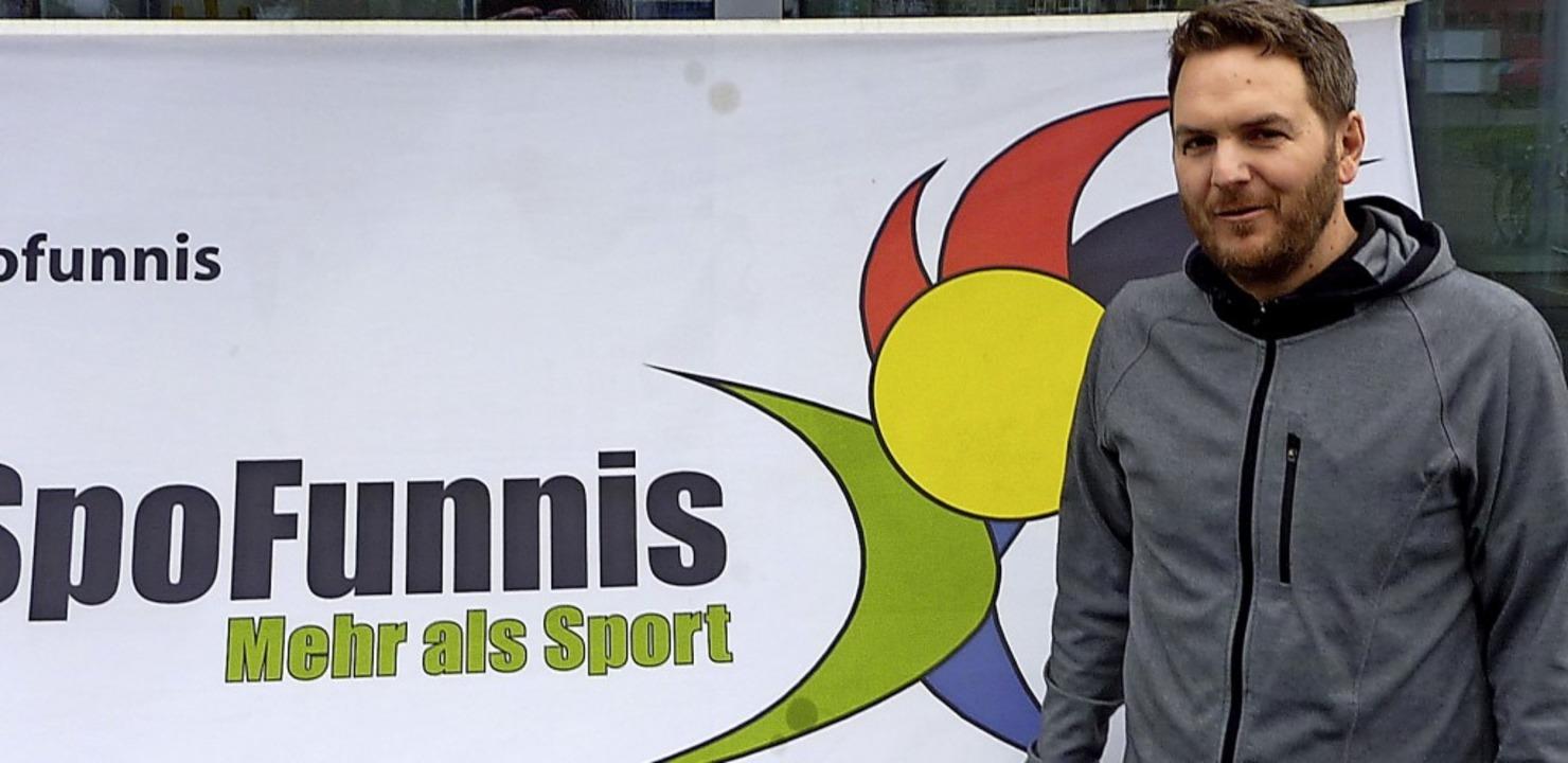 Robert Korb hat die Spofunnis  zum Erfolg gemacht  | Foto: Karlernst Lauffer