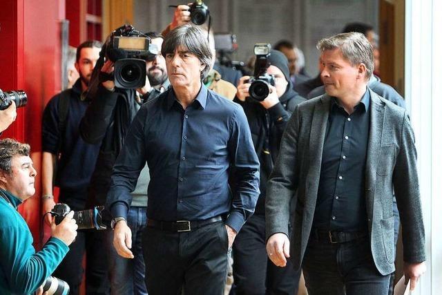 Löw beruft Stark, Klostermann und Eggestein in Nationalmannschaft