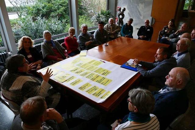 Die Senioren wollen sich in Weil am Rhein stärker einbringen