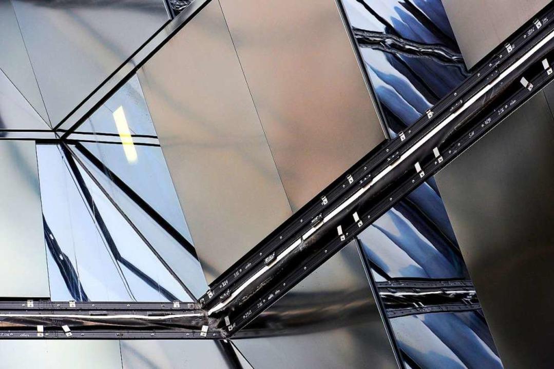 Ausschnitt der Fassade   | Foto: Kunz