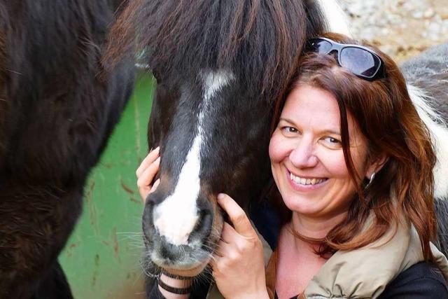 Auf dem Hof Kunterbund in Tegernau sind Tiere der Schlüssel zur Kinderseele