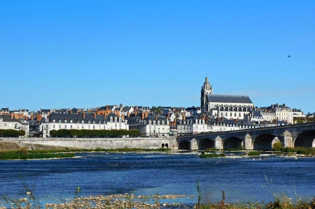 Eine Traumkulisse nach der anderen:  die Stadt Blois in Frankreich  | Foto: Andreas Strepenick