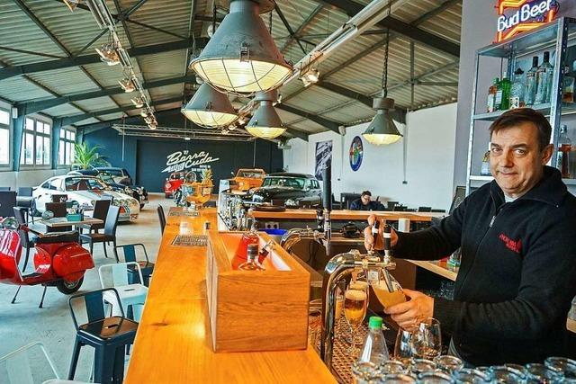 In Altdorf eröffnet das amerikanische Restaurant Barracuda