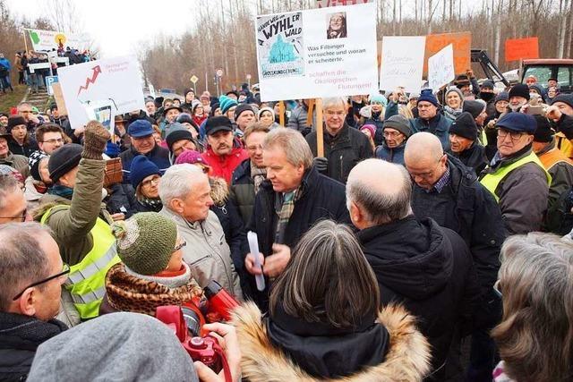 Wie zunehmender Bürgerprotest die Behörden fordert und zugleich anspornt