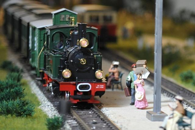 Modellbahnausstellung im Kurhaus Bad Krozingen