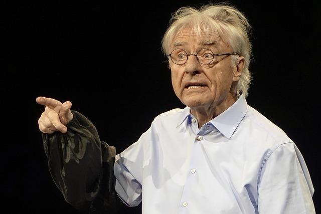 Kabarett mit Emil Steinberger