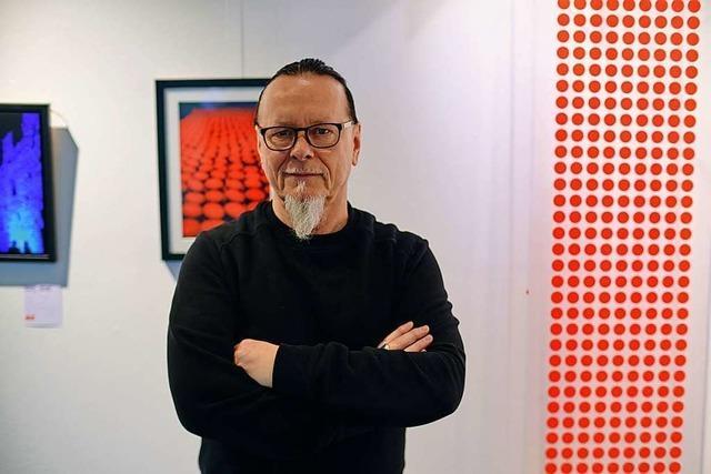 Interview zur Regio-Art: Künstler wird quasi als Gesamtkunstwerk ausgezeichnet