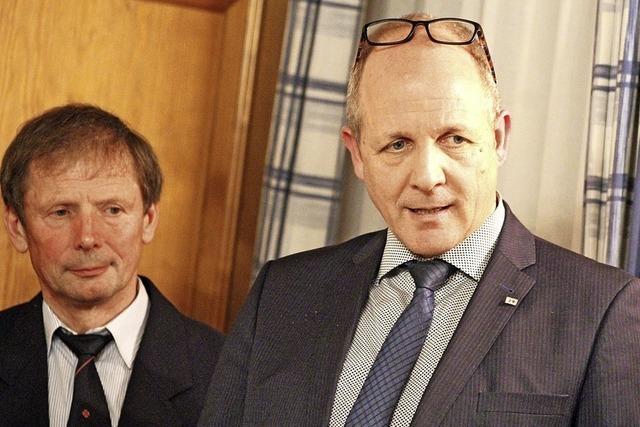 Bernhard Amann sähe Bonndorf gerne als Notarztstandort