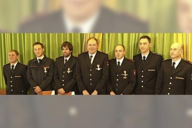 Feuerwehrbedarfsplan gibt Richtung vor