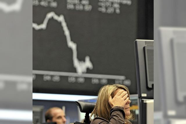 Geld von Anlegern versetzt