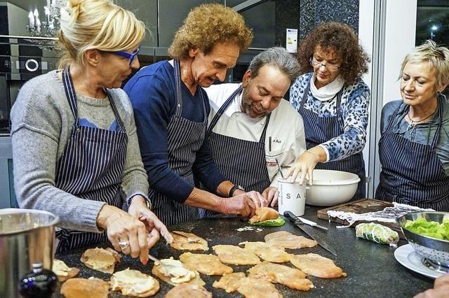 Gemeinsam kochen verbindet