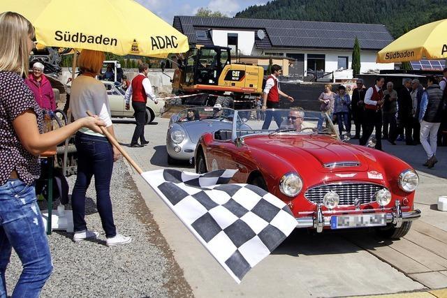 Zweite Runde für Oldtimer-Rallye