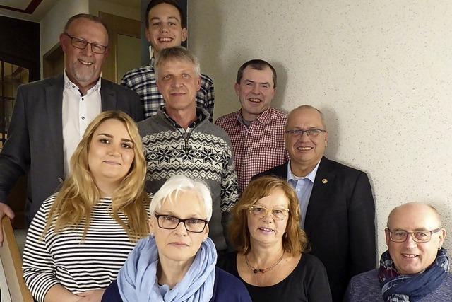 SPD hat vier Neulinge dabei