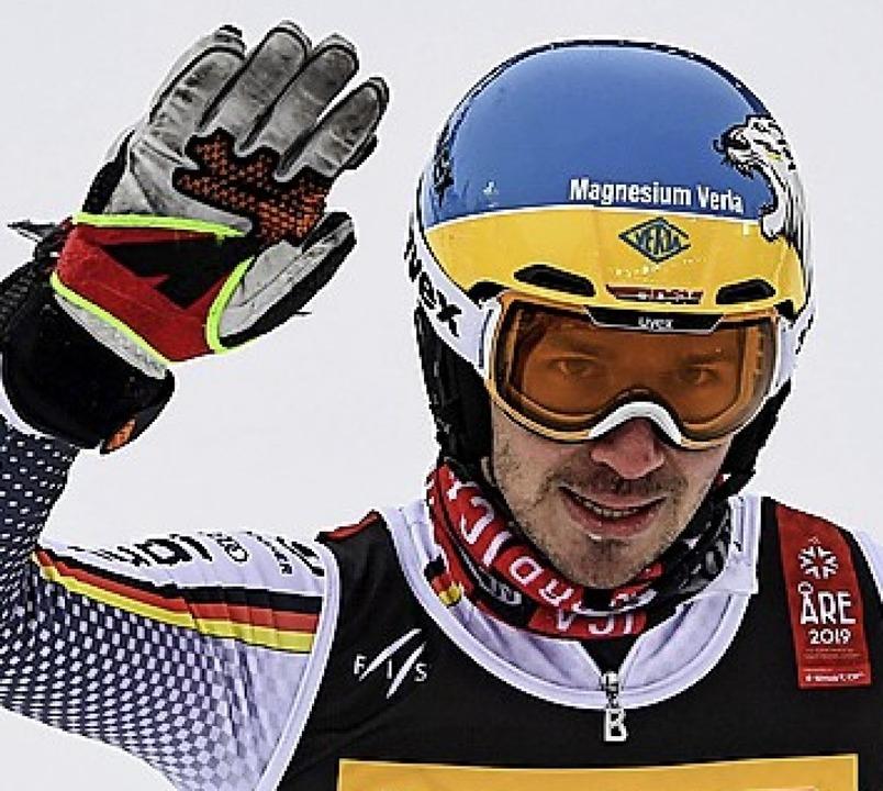 Felix Neureuther     Foto: AFP