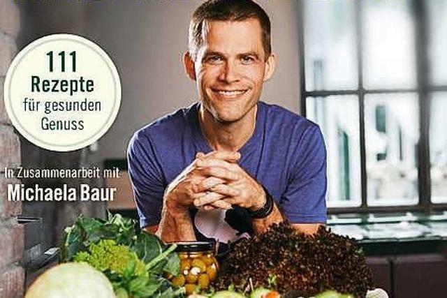Bas Kast hat seinen Ernährungskompass in 111 Rezepte umgesetzt