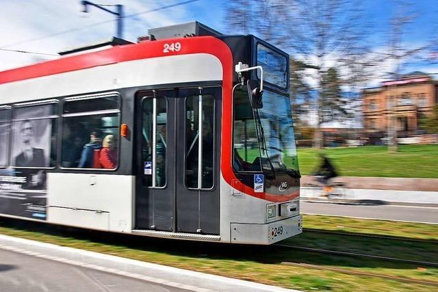 Neue Tram in Freiburg: Linie 5 im Wandel