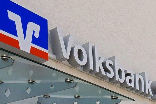 Volksbank nach Fusion:
